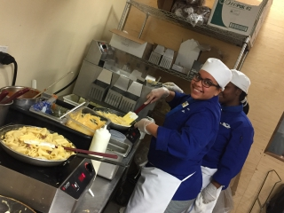 Students Learning on the Job – the Classroom Job – Earns  The Culinary Institute of New York Top Honors