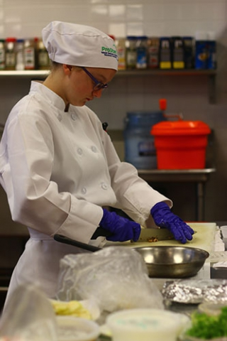 FCCLA's HS Culinary Arts Competition: Unlimited Possibilities
