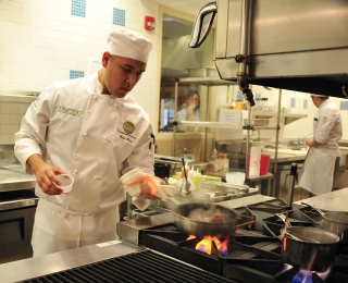 Utah Valley University Graduate Named Best Young Chef in All The Americas