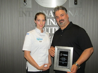 Dr. Frank Costantino, The Culinary Institute of New York at Monroe College - Sysco Educator of the Year Runner Up