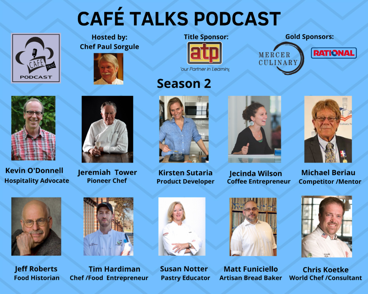 CAFE PODCAST TALKS SEASON 2 AD for #16