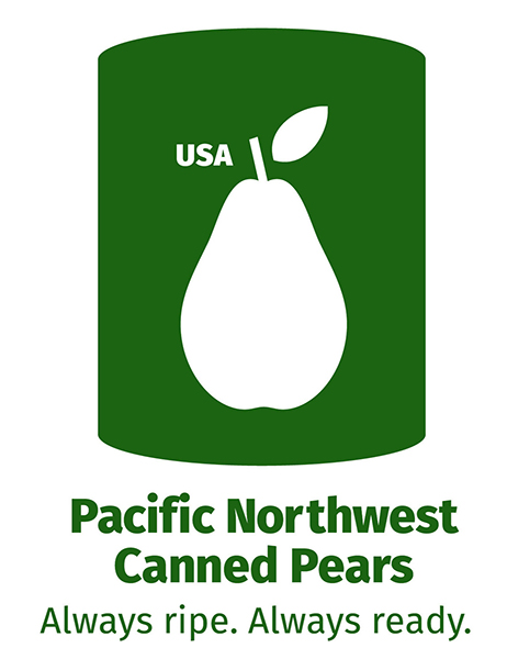 pacific northwest canned pears
