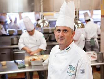 Certified Master Chef Brad Barnes Named New Head of