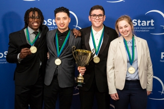 First-time Competitors from Missouri Earn National ProStart Culinary Award