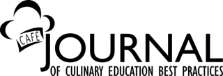 CAFÉ's Journal of Culinary Education Best Practices Seeks Culinary Academic Articles