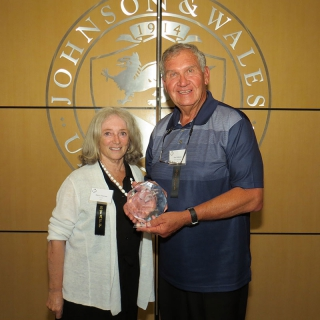 Idaho Potato Commission's Don Odiorne Received Inaugural CAFÉ Champion Award