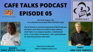 CAFE Talks Episode 5