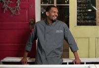 Food Network's Cake Wars Winner Stephan Baity