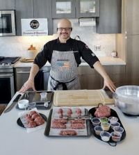 Lesson Plan: Fresh Craft Sausages with Ground American Lamb –  Not Your Usual Grind