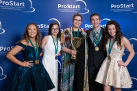 Texas ProStart National Invitational Winners Wow Judges with Perfect Dishes